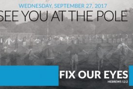 See You at the Pole 2017 Prayer Week