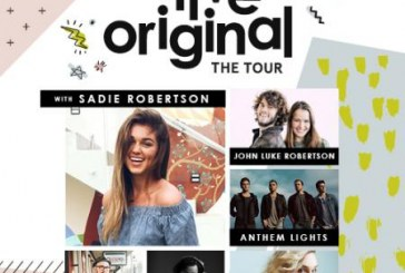 SADIE ROBERTSON'S LIVE ORIGINAL THE TOUR