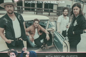 NEEDTOBREATHE – Forever On Your Side Tour 2018