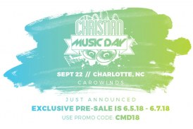 Christian Music Day 2018