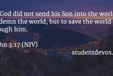 Daily Bible Verse and Devotion – February 27