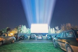 Drive-in Theater Tour