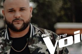 A friend on The Voice
