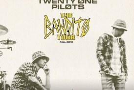 21 Pilots Fall Bandito Tour – Oct 11