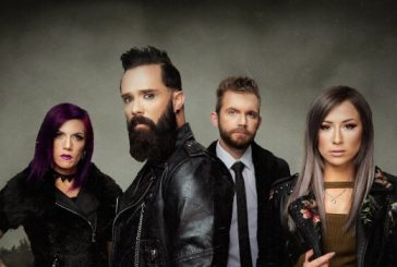 Skillet - The Aftermath Tour